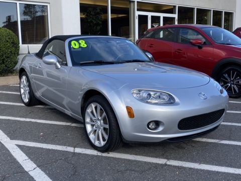 2008 Mazda Miata >> Pre Owned 2008 Mazda Mx 5 Miata Grand Touring Rwd 2d Convertible
